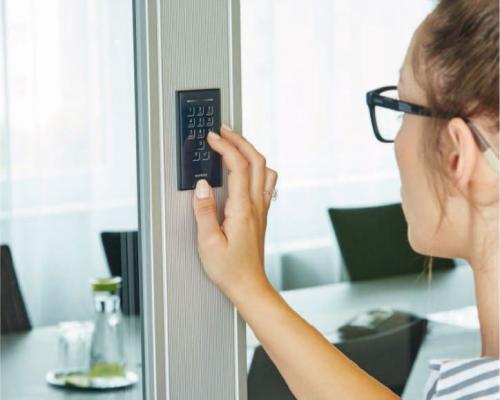 Klawiatura numeryczna ekey home keypad integra 2.0; jednostka sterująca micro